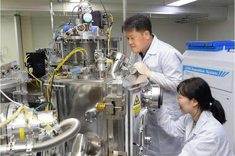 ETRI develops eco-friendly color thin-film solar cells