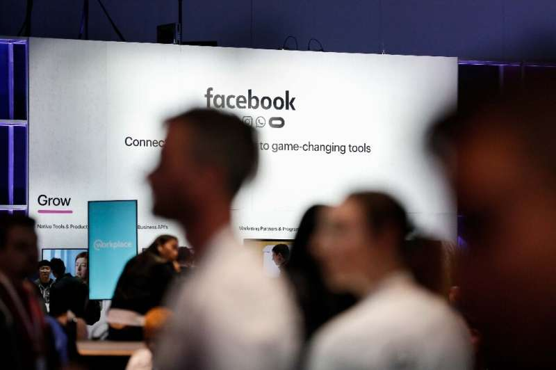 Facebook said its F8 conference which draws developers from around the world won't be held this year because of concerns about t