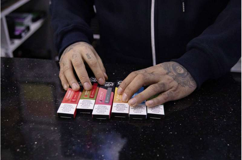 FDA crackdown on vaping flavors has blind spot: disposables