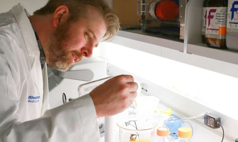 Finding the Achilles' heel of a killer parasite