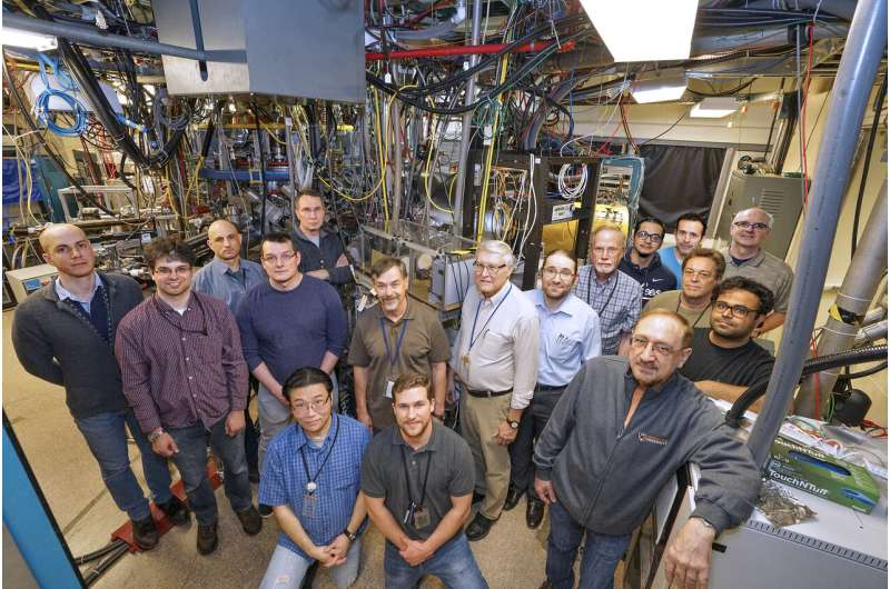 First results of an upgraded device highlight lithium's value for producing fusion