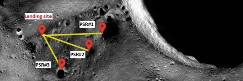 Laser-powered rover to explore moon's dark shadows