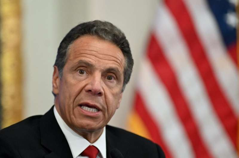 New York Governor Andrew Cuomo said the state would start receiving the coronavirus vaccine within days of FDA approval