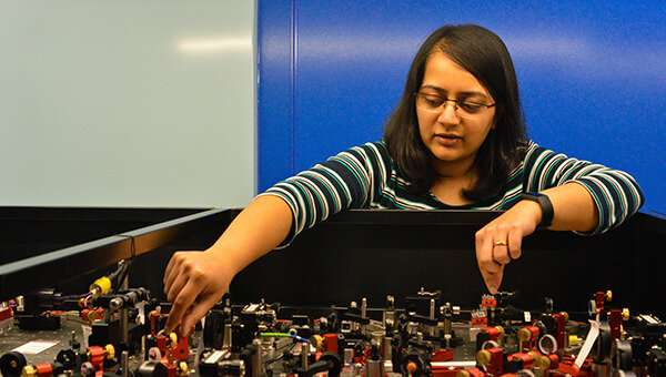Physicist creates fifth state of matter from the living room
