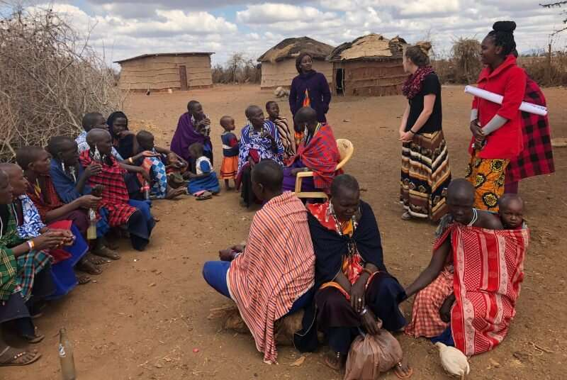 Research explores the impacts of mobile phones for Maasai women