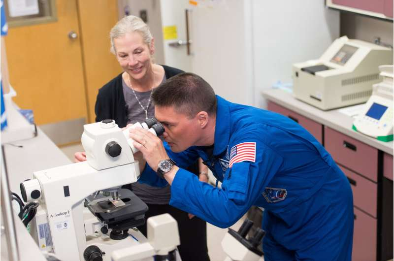 Research provides new insights on health effects of long-duration space flight
