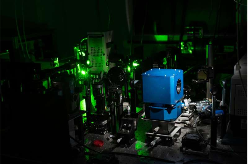 Rochester researchers synthesize room temperature superconducting material
