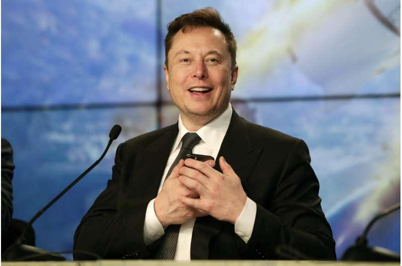 SpaceX launches, destroys rocket in astronaut escape test