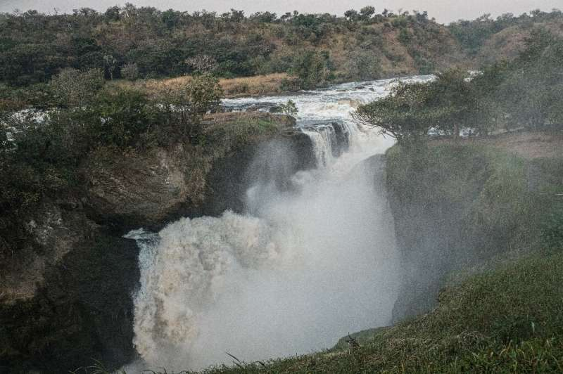 Tens of thousands visit northwest Uganda every year to marvel as the force of the Nile crashes into a jungle-clad ravine