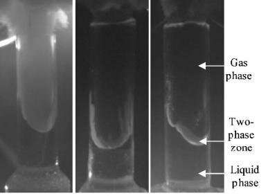 Under pressure, nontoxic salt-based propellant performs well