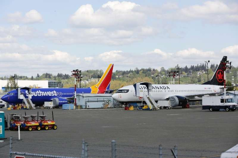 US regulators launched the first test flight of Boeing's grounded 737 MAX from Boeing Field in Seattls