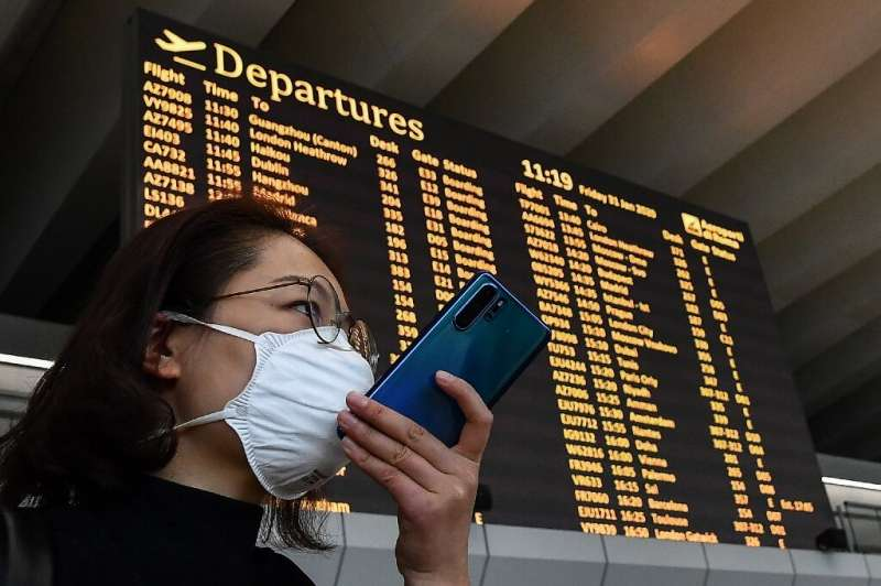 The coronavirus pandemic has led to the creation of apps and tracking systems using people's smartphone location as part of the