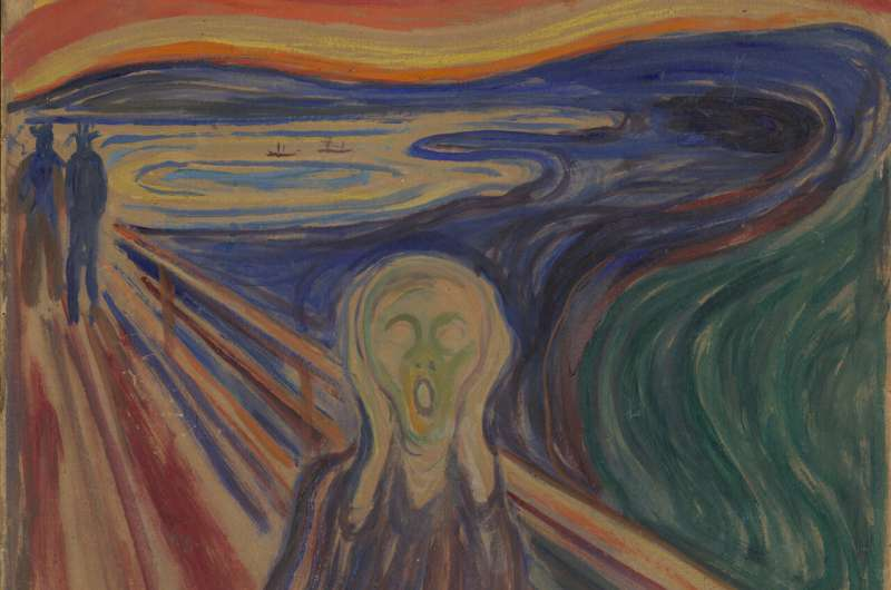 Researchers find the key to preserving The Scream