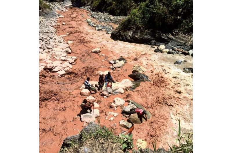Study identifies ways to limit arsenic contamination from mines