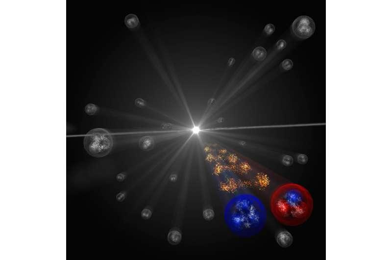 Breakthrough in nuclear physics