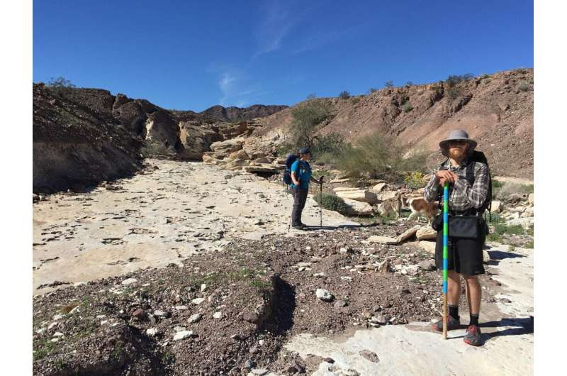 University of Oregon researchers solve a Colorado River mystery