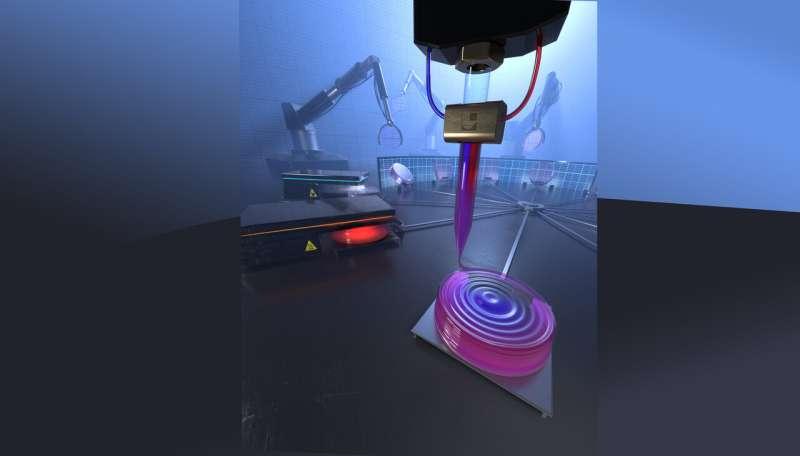 3-D-printed glass enhances optical design flexibility
