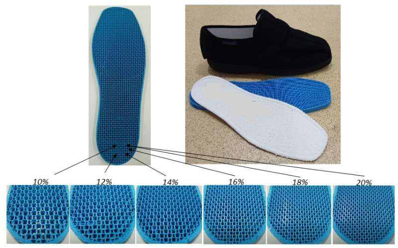 3D printed insoles offers new hope for patients with diabetes