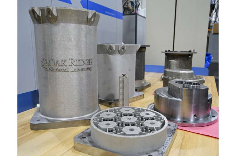 3D-printed nuclear reactor promises faster, more economical path to nuclear energy