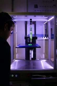 3-D printing poses a threat to people's privacy, experts warn