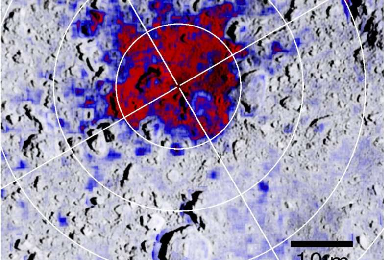 Asteroid Ryugu shaken by Hayabusa2's impactor