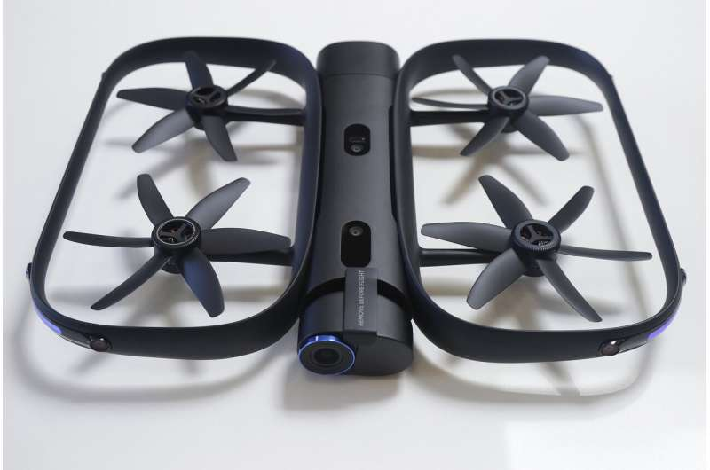 Drone maker hurt by US-China rift, opening door to US rivals