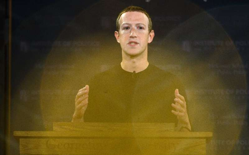 Facebook founder Mark Zuckerberg proposed the creation of the independent oversight panel to make the most difficult content dec
