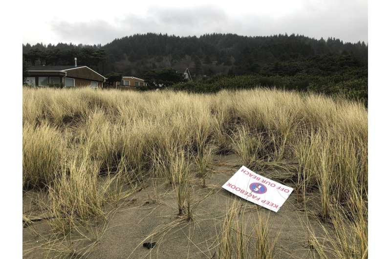 Facebook riles tiny Oregon town with plan for undersea cable