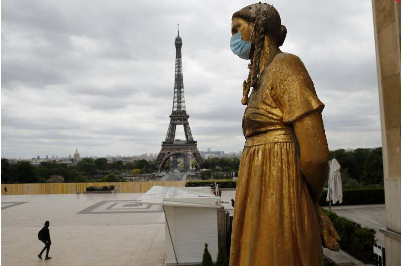 French doctors: First virus case may have been in December