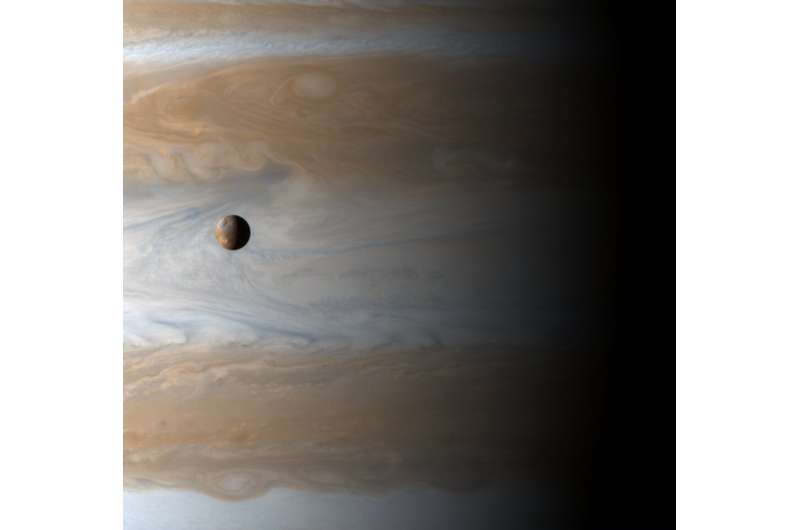 NASA's Webb Telescope will study Jupiter, its rings, and two intriguing moons