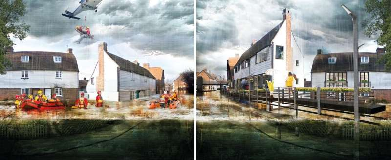 New book shows how to build a more flood resilient future