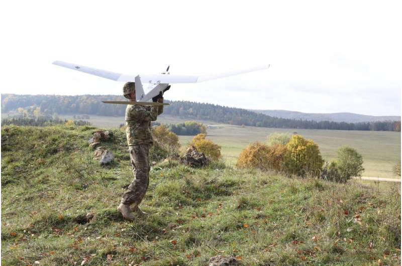 New research leads to Army drones changing shape mid-flight