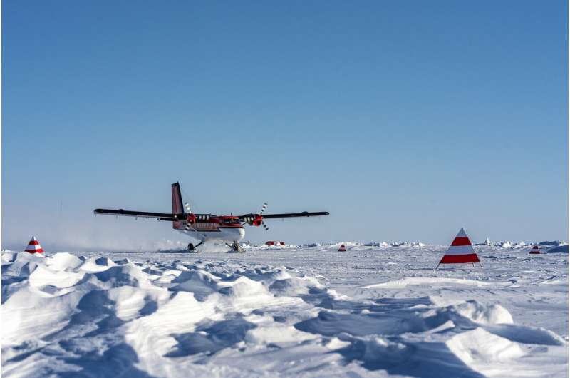 Pandemic forces Arctic expedition to take 3-week break