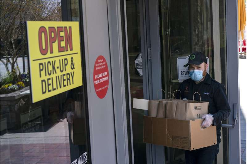Poll: Pandemic shifts how consumers use gig companies