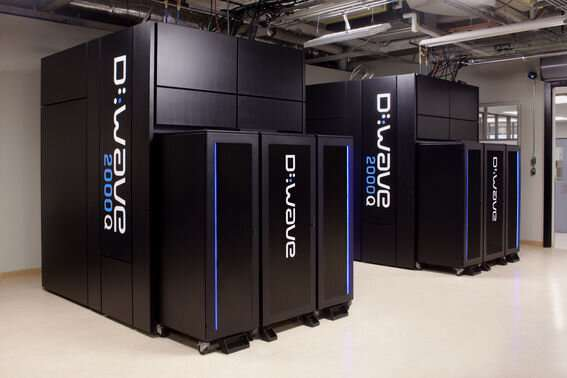Researchers look at noisy quantum computer