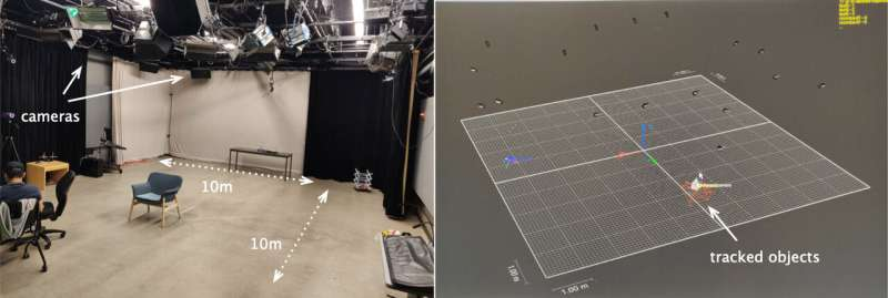RoomShift: a room-scale haptic and dynamic environment for VR applications