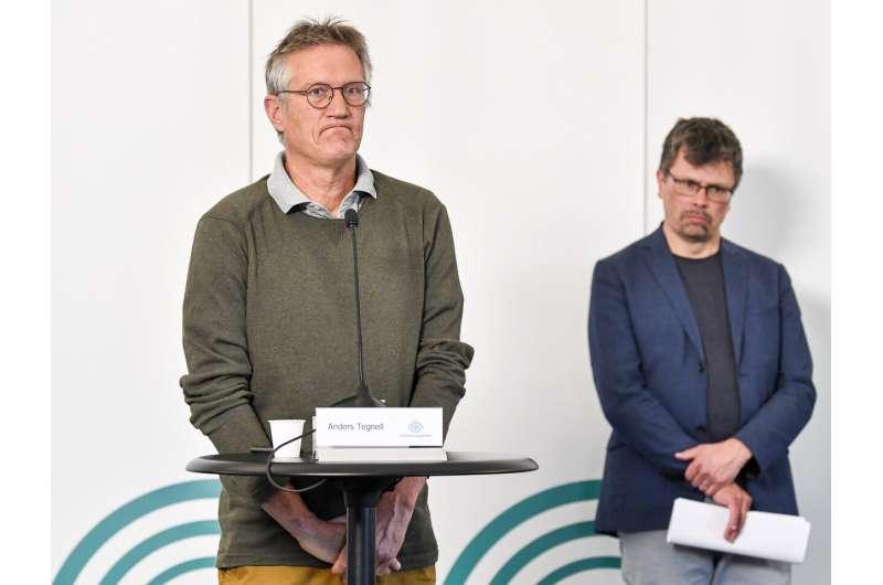 Scientist defends Sweden's hotly debated virus strategy
