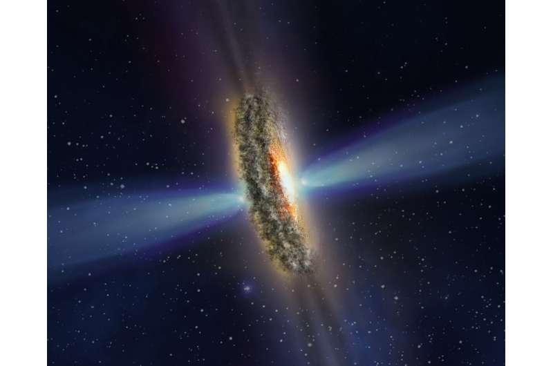 'Strange rays' crowdsourced on social media shed light on black hole illumination