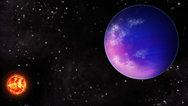Surprisingly dense exoplanet challenges planet formation theories