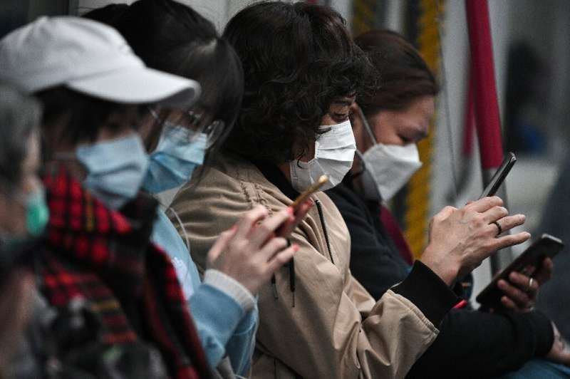 The number of confirmed novel coronavirus infections in Mainland China has now surpassed 31,000 cases