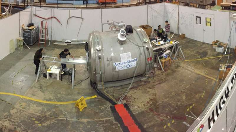 Scientists repurpose MRI magnet for new discoveries
