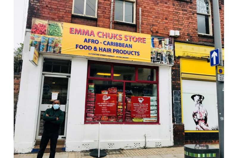 Researchers investigate impact of COVID-19 on BAME businesses