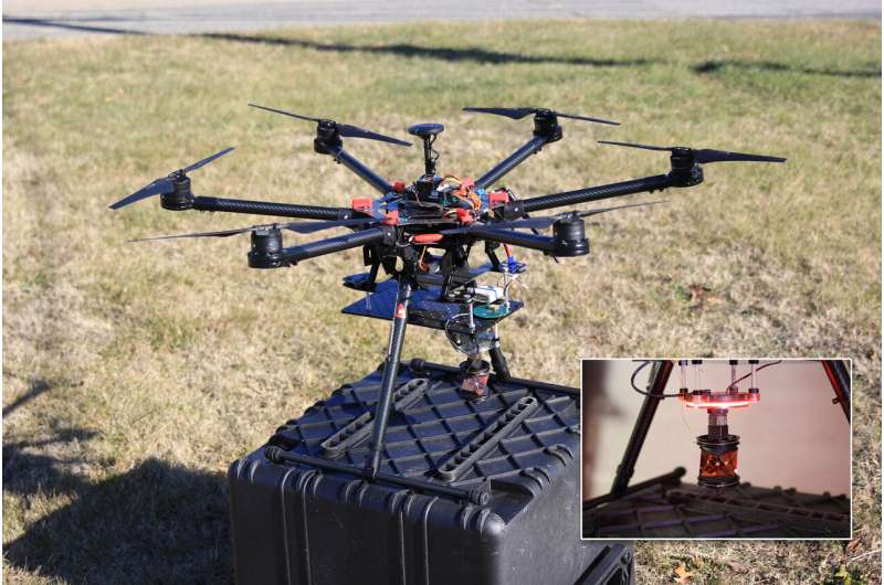 Army researchers find new ways to test swarming drones
