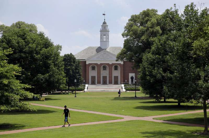 Johns Hopkins: Census records show founder owned slaves
