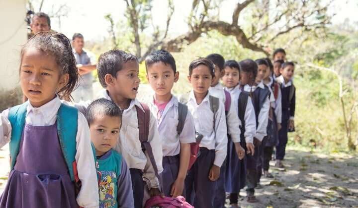 New research finds gender- and wealth-driven disparities affecting children's school performance in India