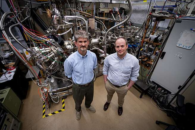 NRL researchers create electronic diodes beyond 5G performance
