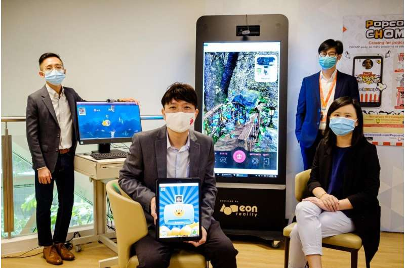 NTU scientists create apps for special needs persons