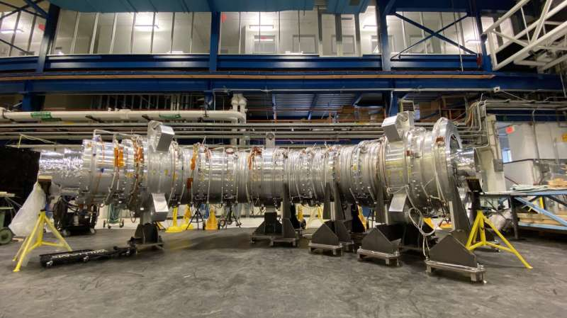 One step closer: Mu2e reaches milestone in construction of novel experiment