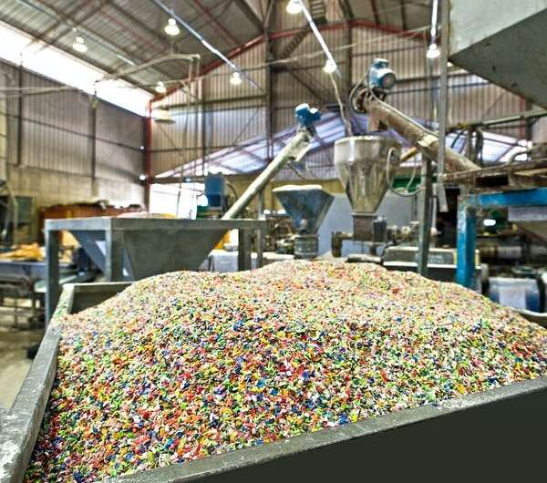 Plastic pollution: why chemical recycling could provide a solution