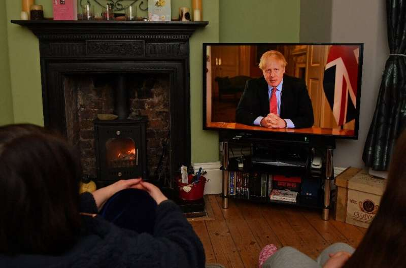 Prime Minister Boris Johnson has described the situation as a 'national emergency'